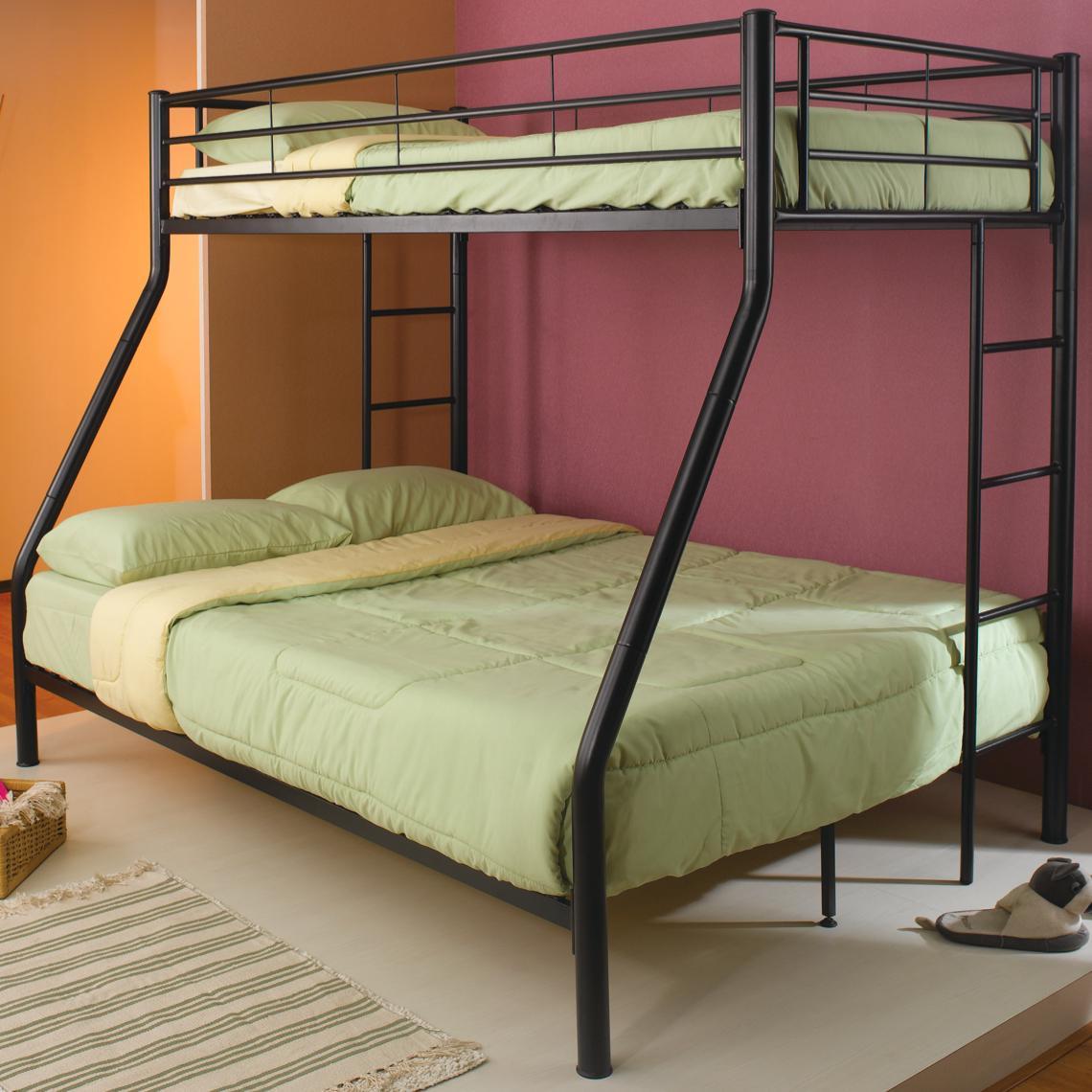 Dakota Direct Furniture Metal Bunk Beds