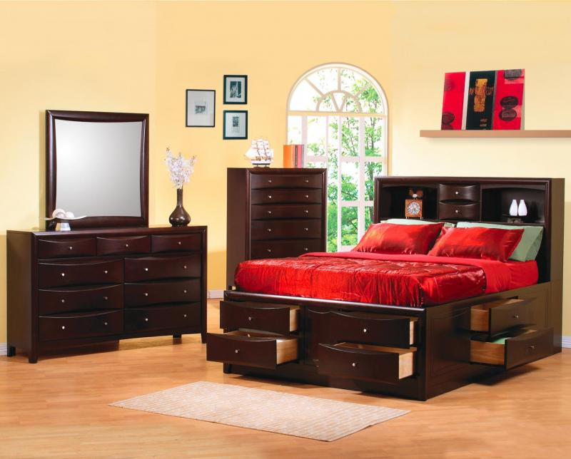 Good Urban Updates. Upholstered Bed. Copyright 2009 2017 Dakota Direct Furniture.