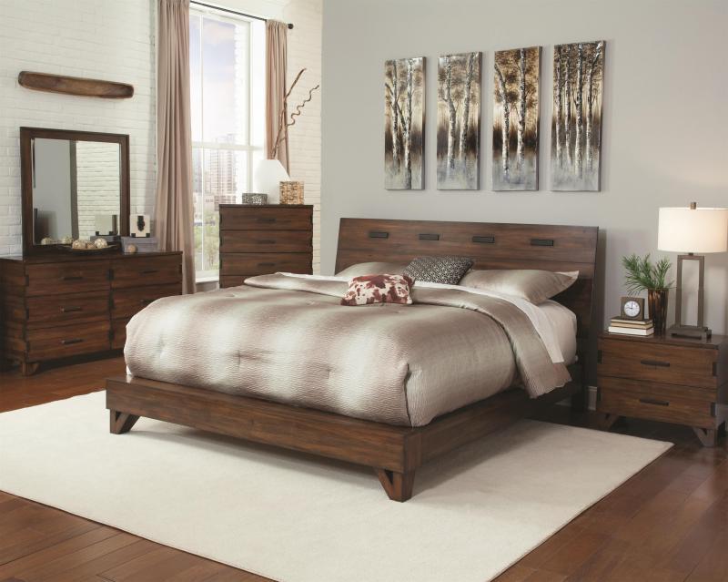 Dakota Direct Furniture - Master Bedroom The Master bedroom ...